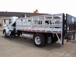 TC-501 Flatbed | Truck Accessories