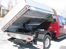 TC-502 Flatbed | Truck Accessory
