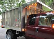TC-503 Aluminum Dumper | Flatbed Truck Body