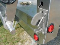 "1.25"" Dia Stainless Steel Tailgate Pin & Release"